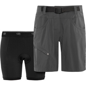 Gonso Mira Shorts Damen graphite